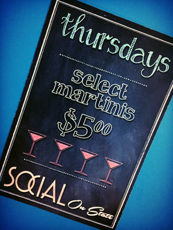 Thursday Social Hour
