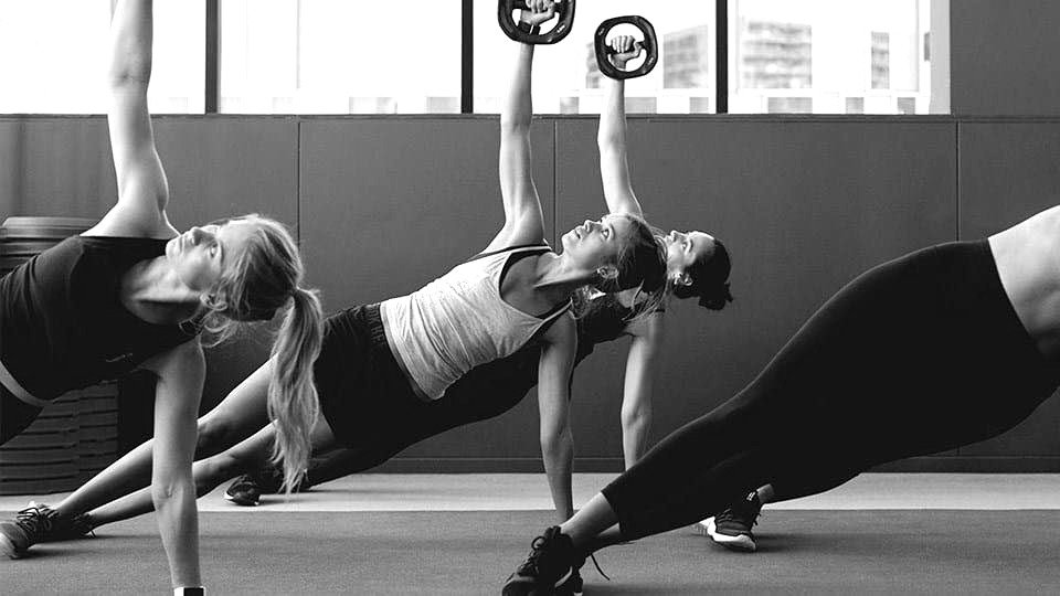 Group Fitness Coaching