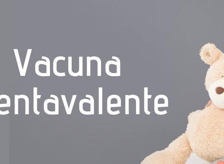 Vacuna Pentavalente