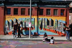Allston Village Mural