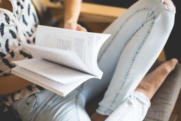 november: reading, watching, listening to...