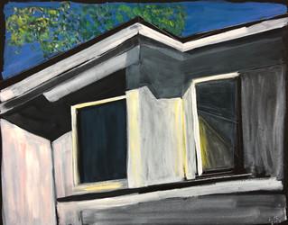 Best Watercolor/Gouache - Sunny House