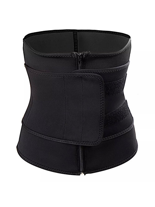 Velcro Belt + Zip Shaper