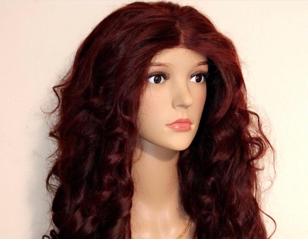 Custom Colour Ready Made Wig