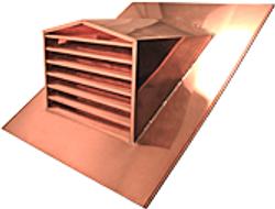 Tri Top Copper Dormer