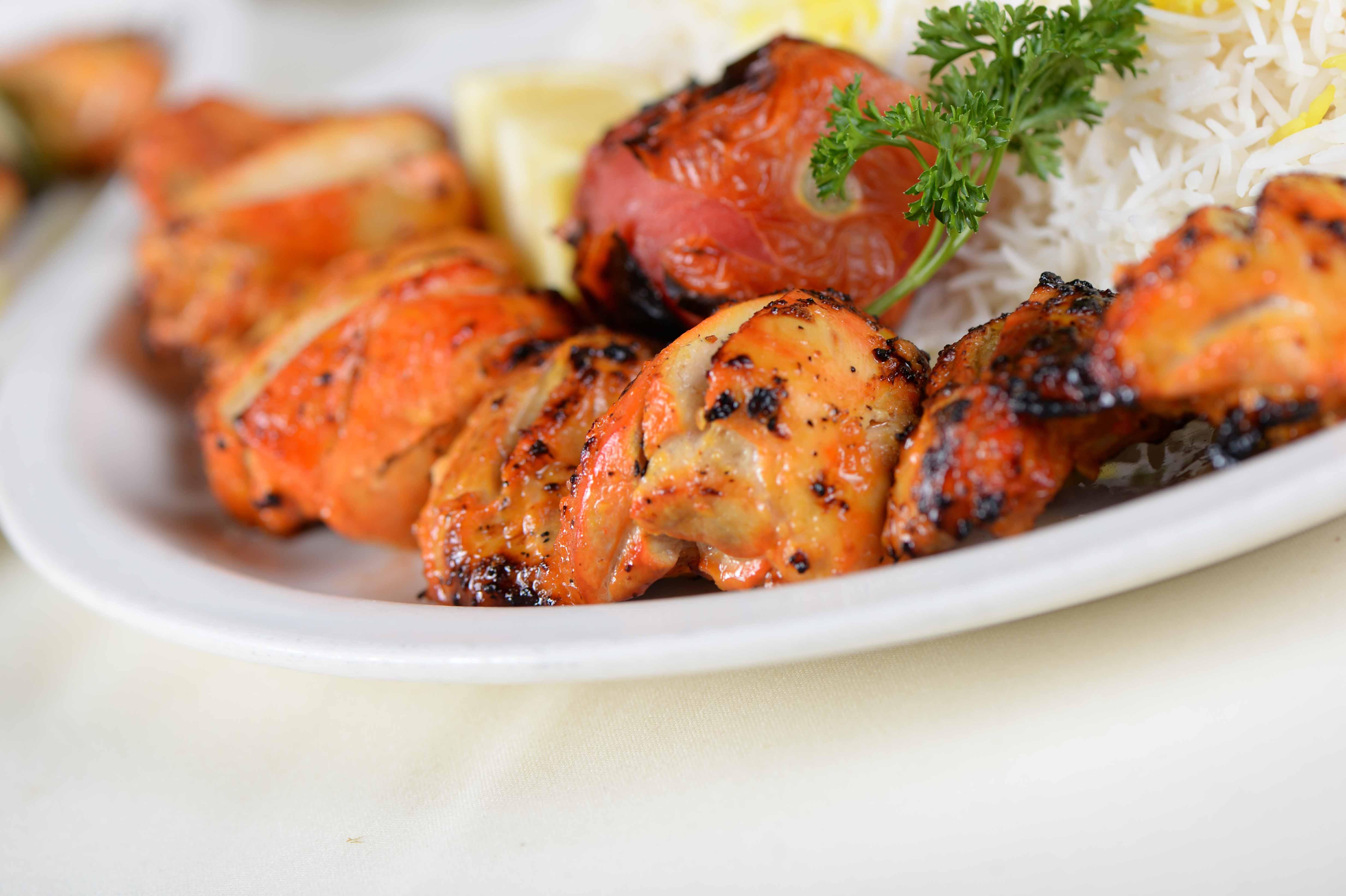 Caspian Restaurant The Finest Persian And Mediterranean Cuisine
