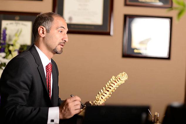 minimally invasive spine surgery orange county