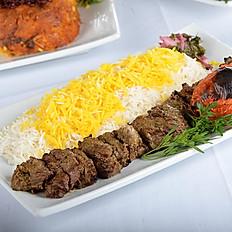 Beef Souvlaki (New)