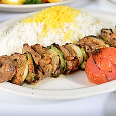 Filet Mignon Shish Kabob