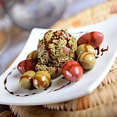 Olive plater