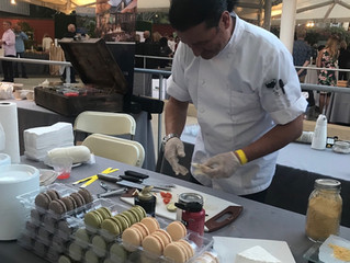 C'est La Vie Restaurant Laguna Beach at Taste of Laguna Beach 2017