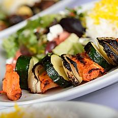 Chicken Shish Kabab