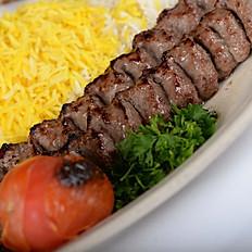 Beef & Chicken Koobideh Kabob