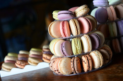 Special Order Macaron Towers