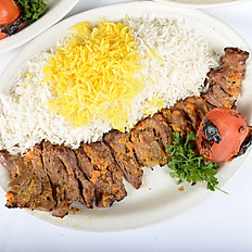 Filet Mignon Barg Kabob
