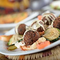 Falafel & Hummus
