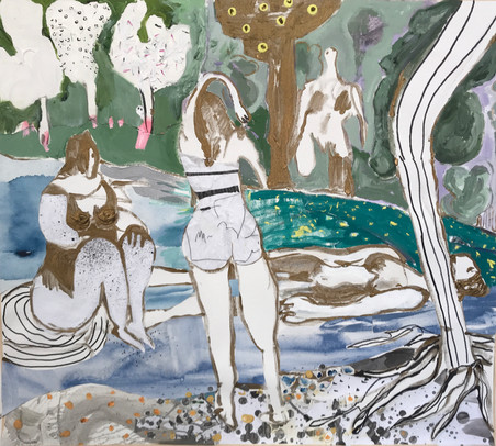 The bathers2