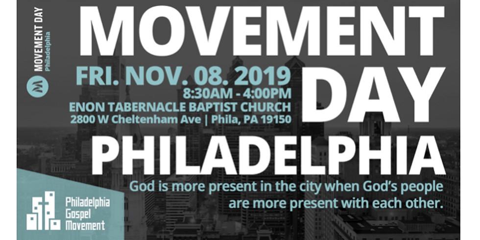 MOVEMENT Day Philadelphia