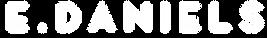 E.Daniels Logo 2019 (Name, white).png