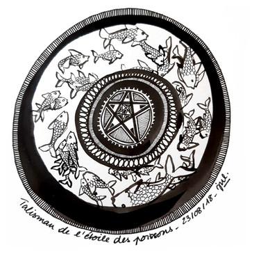Talisman de l'étoile et des poissons
