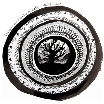 Talisman de l'arbre en colère