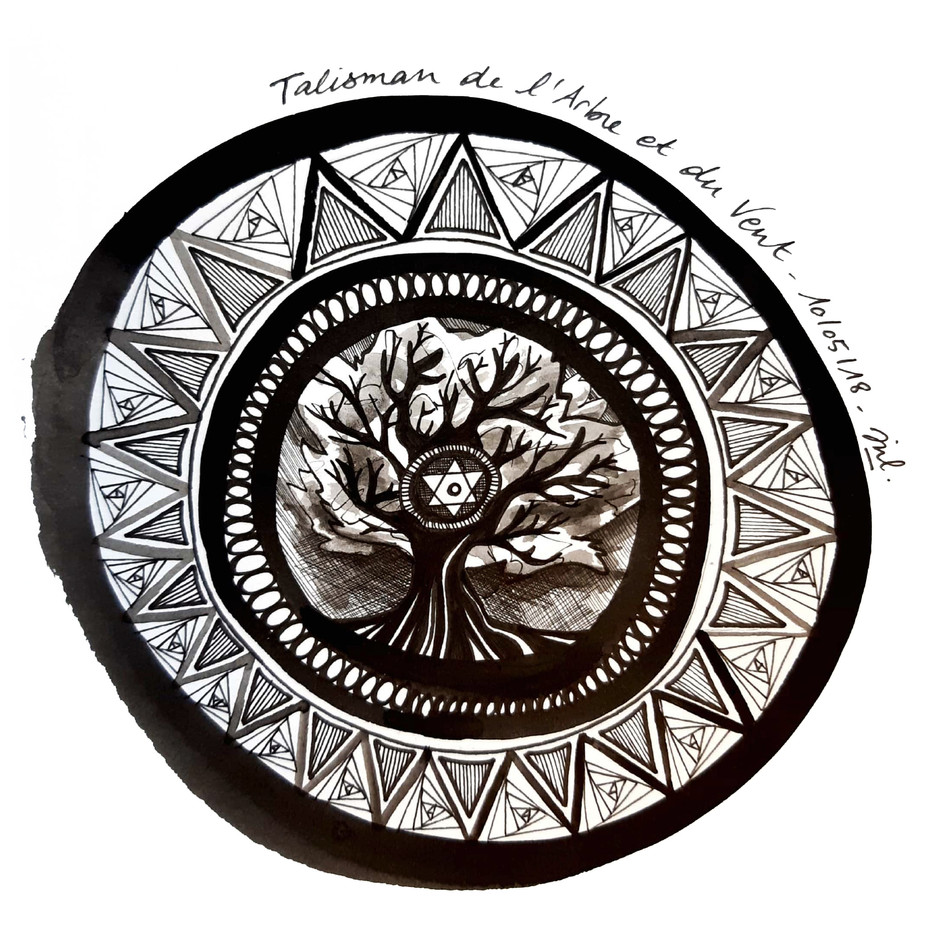Talisman de l'arbre et du vent