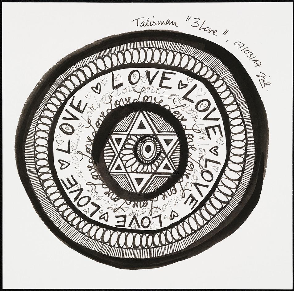 Talisman 3 Love