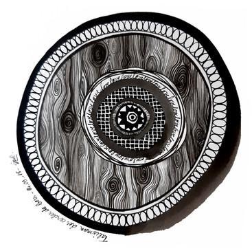 Talisman des cercles de bois