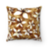 SPRING DECOR Collection- Lillies Coffee
