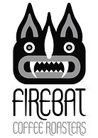 LOGO Firebat coffee roasters (portrait).