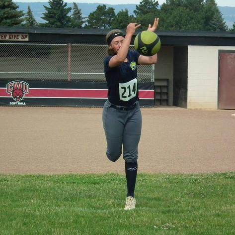 Power Ball Throw