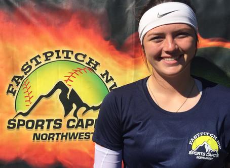 Team Northwest All Star Sydney Wells Commits to Fordham University