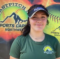 Amanda Peterson - Pitcher