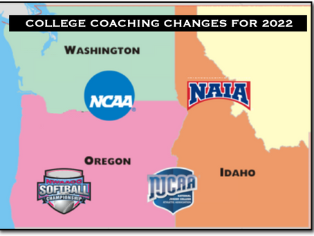 Busy Summer as Coaches Make Moves