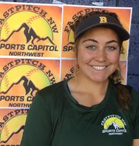 Allison Parker - Pitcher