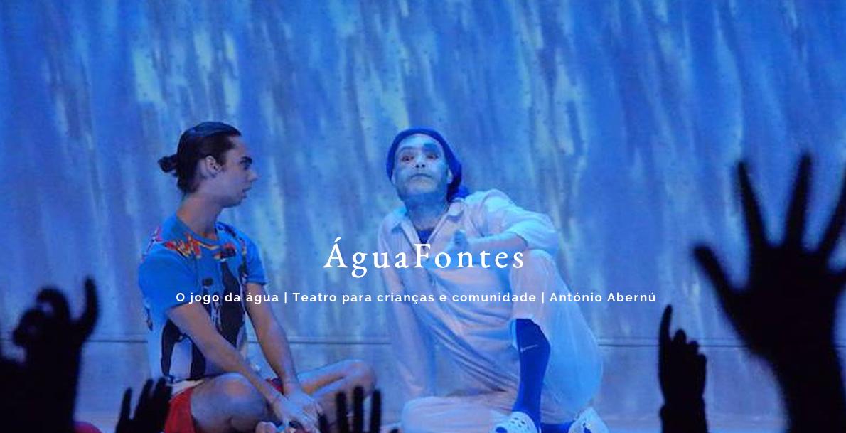 Espectáculo AguaFontes