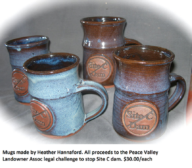 Handmade mugs for sale