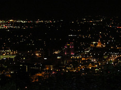 Downtown From the Star