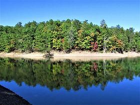 W side of Cove- lake Trail