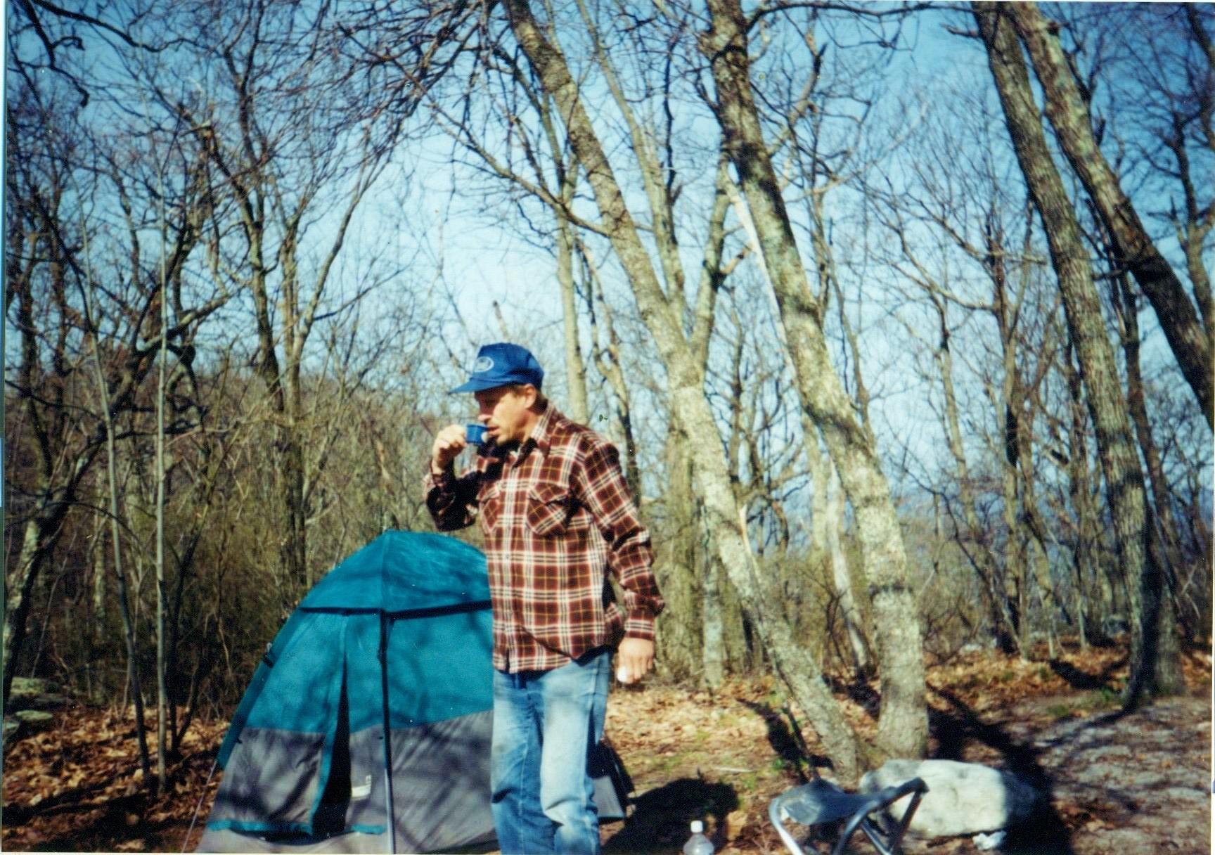 Continental Divide Camping