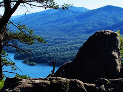 Carvins Cove (Appalachian Trail)