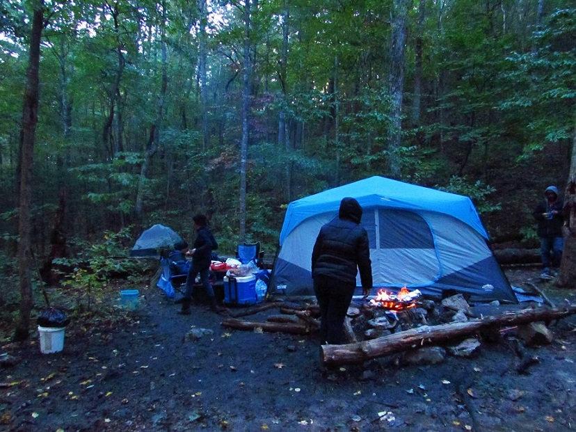 Campsite Management