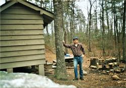 Appalachian Trail Shelter- Catawba