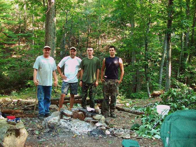 Appalachian Niche Camping