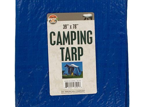 Multi-Purpose Camping Tarp (6 tarp set)