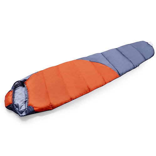 1 Person Sleeping Bag with Diagonal Pattern