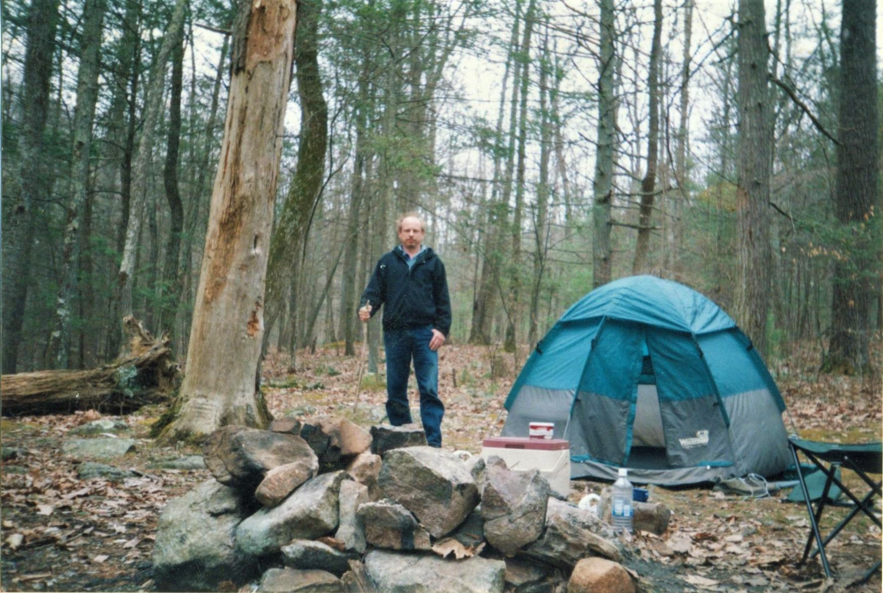 March Camping