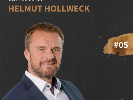 Helmut Hollweck im Mindset Coffee Podcast