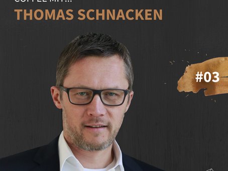 Thomas Schnacken im Mindset Coffee Podcast