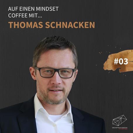 Thomas Schnacken im Mindset Coffee Podcast